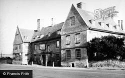 The Haycock Inn c.1950, Wansford