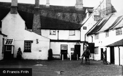 Wansford, The Haycock Inn c.1950