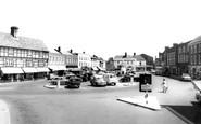 Wantage, Market Place c1965