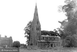 St Mary Magdalene's Church c.1955, Warboys