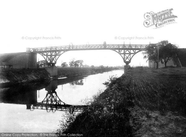 Warburton, the Bridge 1897