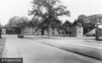 Warcop, Headquarters Block, Warcop Camp c1965