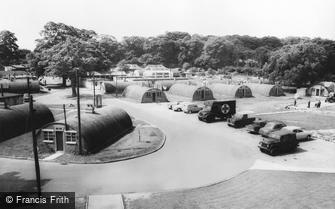 Warcop, Warcop Camp c1965