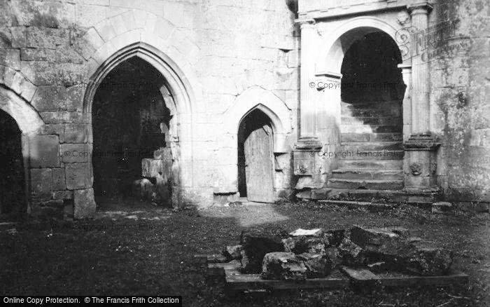 Wardour Castle photo