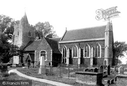 St Michael's Church 1901, Warfield