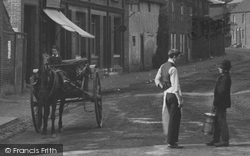 Wargrave, Delivery Boys 1890
