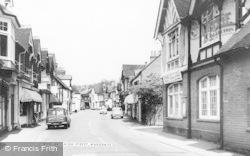 Wargrave, High Street c.1960