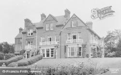 Wargrave, Hill Lands Hotel c.1950