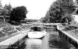 Wargrave, Marsh Lock c.1960