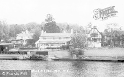 Wargrave, St George And Dragon Hotel c.1960
