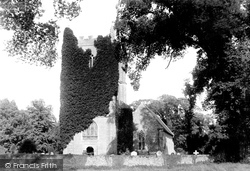 Wargrave, St Mary's Church 1890