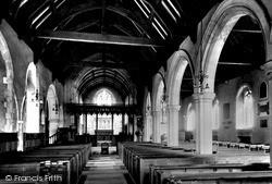 Wargrave, St Mary's Church c.1960