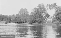 Wargrave, The River c.1955