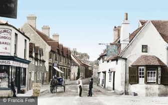 Wargrave, the Village 1890