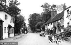 Wargrave, Twyford Road c.1950