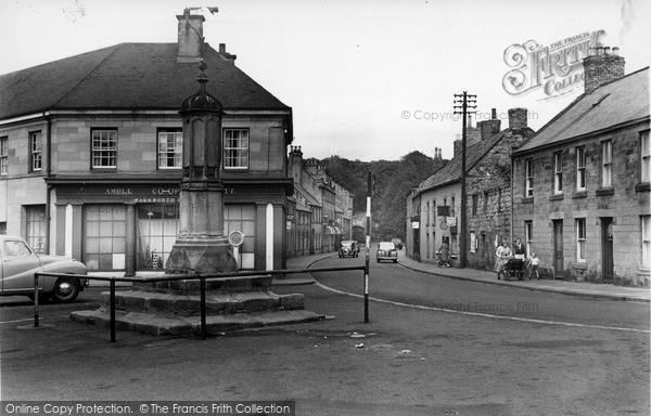 Photo of Warkworth, Bridge Street c1955, ref. W391027