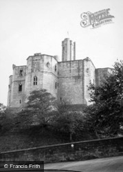 Castle 1950, Warkworth