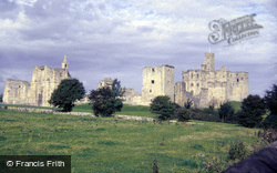 Warkworth, Castle 1986