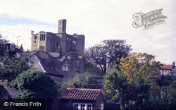 Warkworth, Castle c.1986