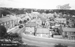 General View c.1965, Warkworth