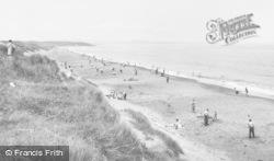 The Beach c.1960, Warkworth