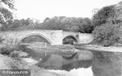 The Bridge c.1960, Warkworth