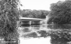 The Bridge c.1965, Warkworth