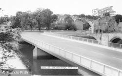 The New Bridge c.1965, Warkworth