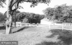 The Road Bridge c.1965, Warkworth