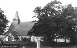 All Saints Church 1903, Warlingham