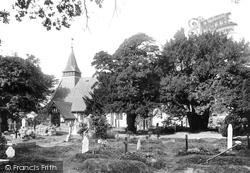All Saints Church 1914, Warlingham