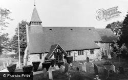 The Church c.1960, Warlingham