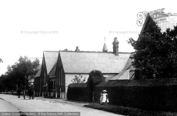 Warlingham, the School 1904