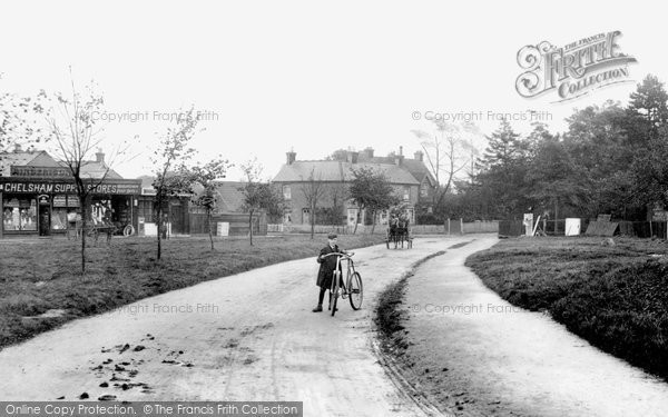 Warlingham, the Village 1903