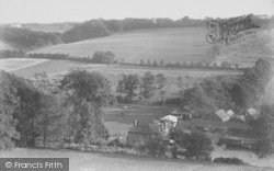 View From The Firs 1907, Warlingham
