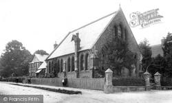 Wesleyan Chapel 1904, Warlingham
