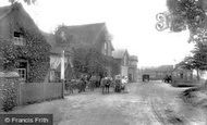 Warlingham, Ye Olde Whyte Lion 1903