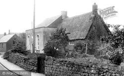 Warmington, The Methodist Church c.1965