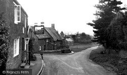 Warmington, The Village c.1965