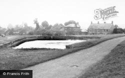 Warmington, The Village Pond c.1965