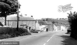 Warminster, Bell Hill c.1965