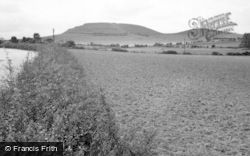 Warminster, Cley Hill c.1950