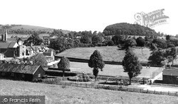 Warminster, Copheap And The Park c.1955