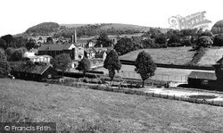 Warminster, From The South c.1955