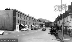 Warminster, George Street c.1965