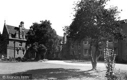 Warminster, St Boniface College c.1955