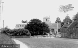 Warminster, The Minster Church c.1965