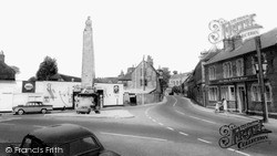 Warminster, The Obelisk c.1965