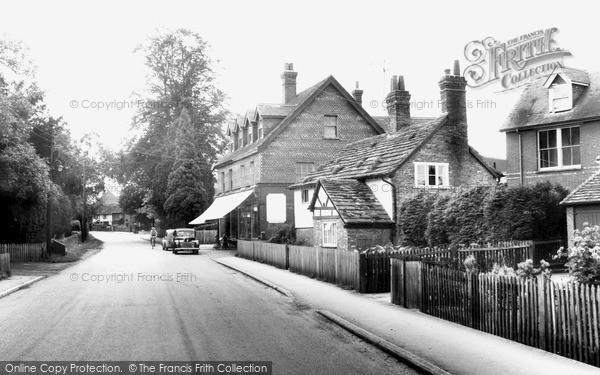 Photo of Warnham, Church Street c.1960
