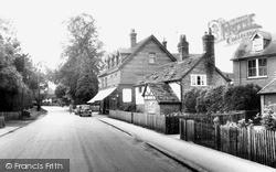 Church Street c.1960, Warnham